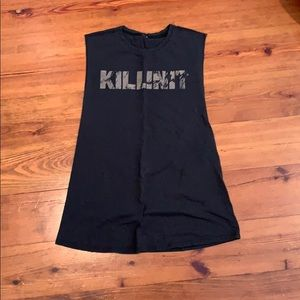 Killin It Muscle Tank